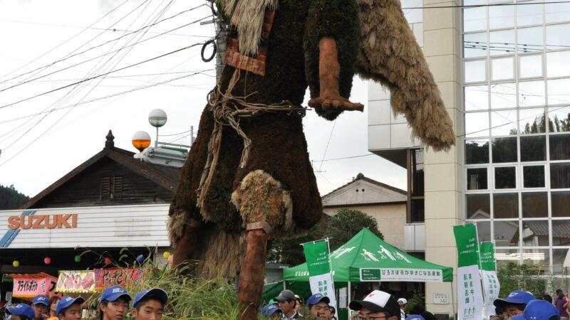 浦川連合組 2012年大造り物