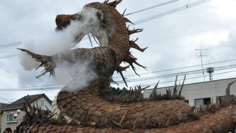 浦川連合組 2010年大造り物