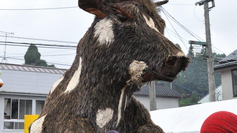 仲町下連合組 2011年大造り物